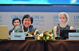 Menteri LHK Sempat Tegang Sebelum Bali Declaration Disepakati