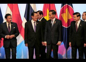 Jokowi: ASEAN Harus Tetap Menjaga Perdamaian DanKesejahteraan Sebagai Satu Kaluarga