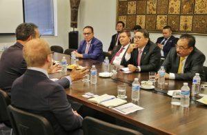 Pertemuan DPR RI Dengan CEO WFD, Sepakati Kolaborasi Dukungan Inisiatif Keterbukaan Parlemen