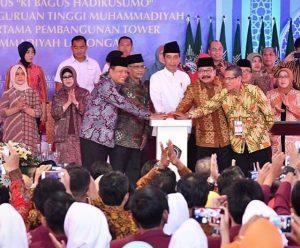Ulang Tahun Ke-106, Presiden Jokowi Ucapkan Selamat UntukMuhammadiyah