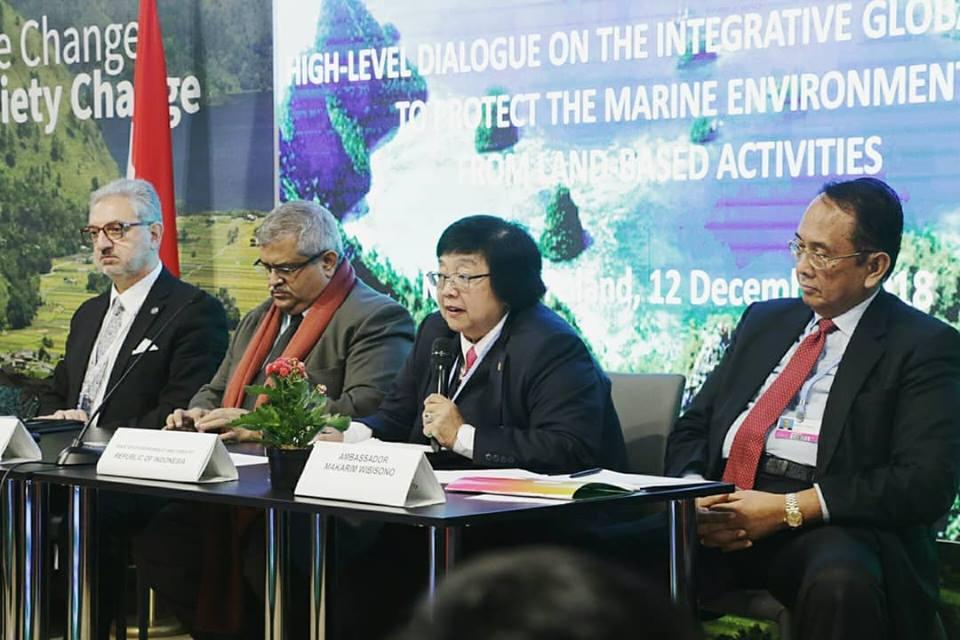 Bali Declaration Mendapat Apresiasi Global Pada COP 24
