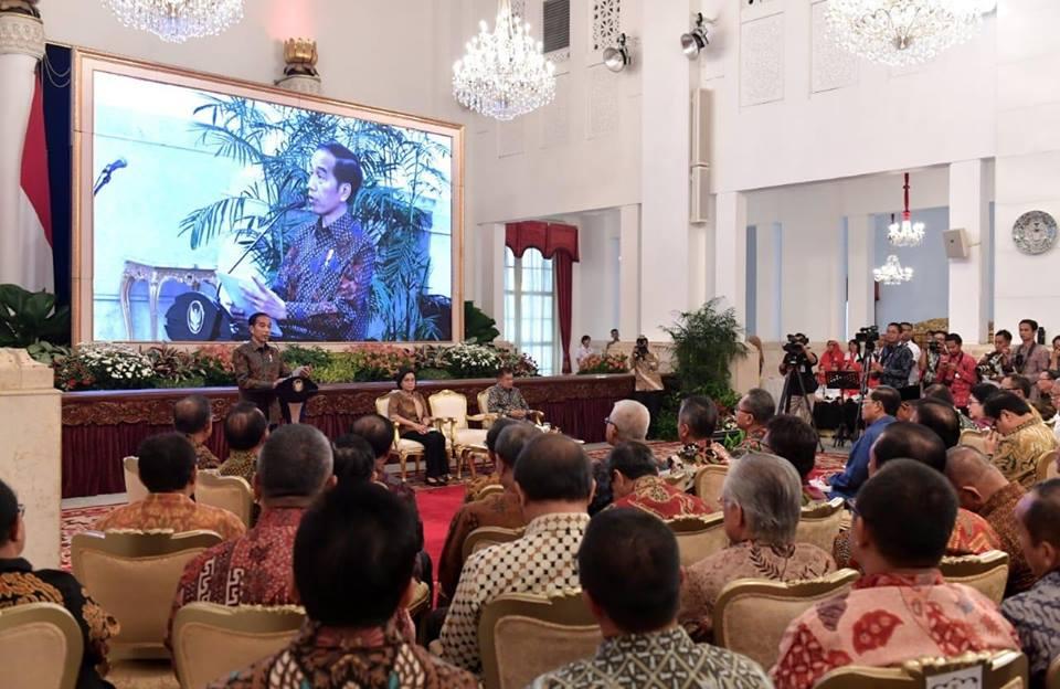 Jokowi: Alokasi Anggaran Bukan Dihabiskan Untuk Kegiatan Pendukung