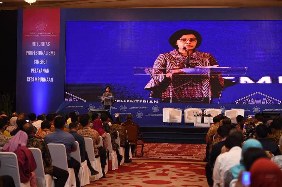 Sri Mulyani: PAD Tidak Hanya Sekedar Untuk Mencari Pajak