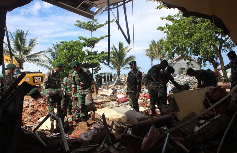 Gereja Katolik Di Dunia Galang Bantuan Untuk Korban Tsunami Selat Sunda