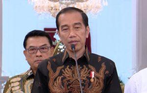 Jokowi: Tidak Ada Tempat Untuk Kelompok Kriminal Bersenjata Di Papua