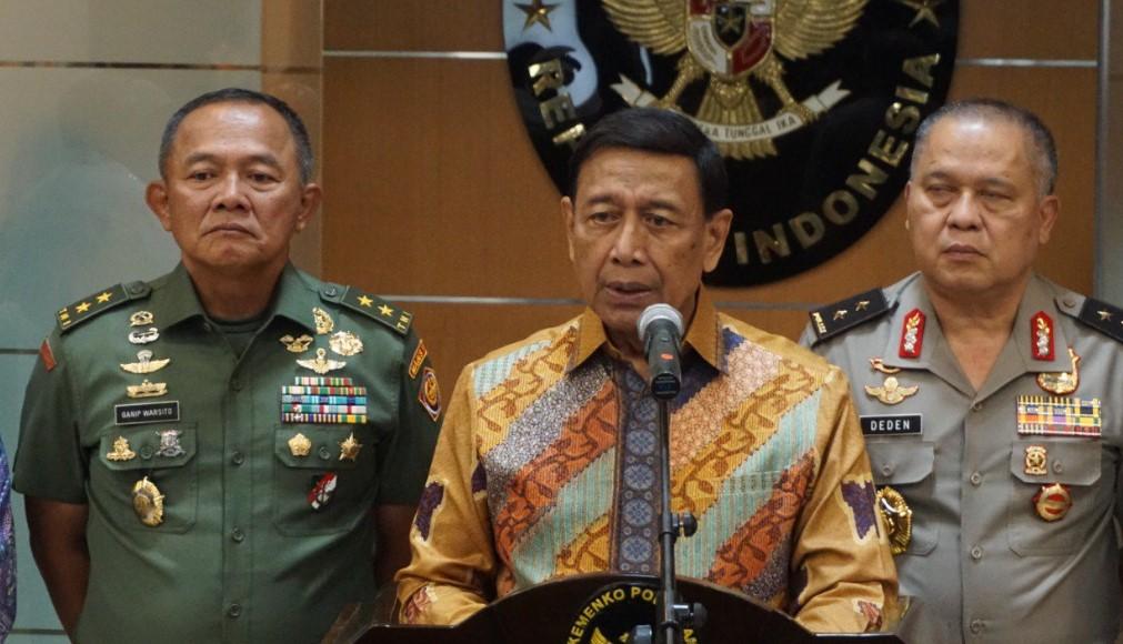 Wiranto: Operasi Penyelamatan Di Nduga Papua Masih Terus Dilakukan