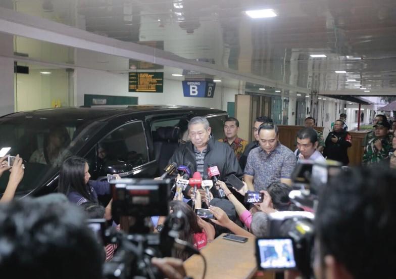 """Beri Pujian, SBY: Said Didu Beri Pelajaran """"Tidak Selalu Membenarkan Yang Kuat, Tetapi Berani Perkuat Kebenaran"""""""