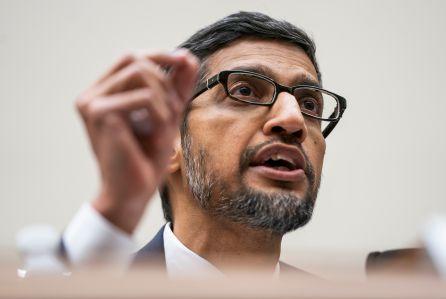 CEO Google, Sundar Pichai Bantah Tuduhan Bias Politik