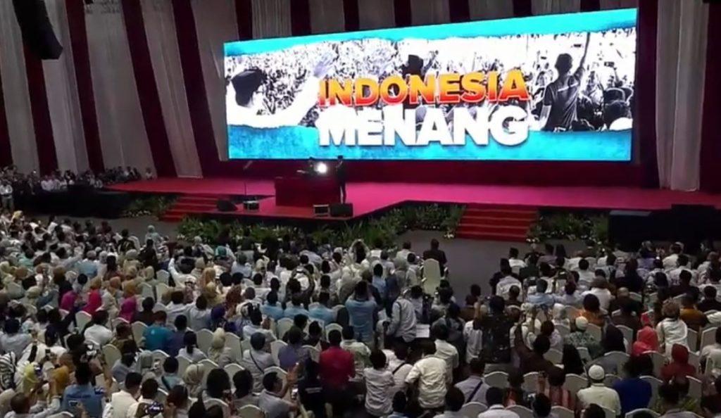 Ini Pernyataan Menarik Yang Dilontarkan Prabowo Subianto Dalam Pidato Kebangsaanya