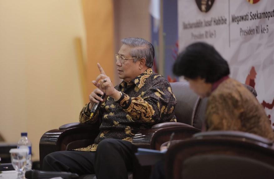 SBY Ungkap Prioritas PD, Salah Satunya Jaga Kerukunan Dan Cegah Perpecahan Bangsa