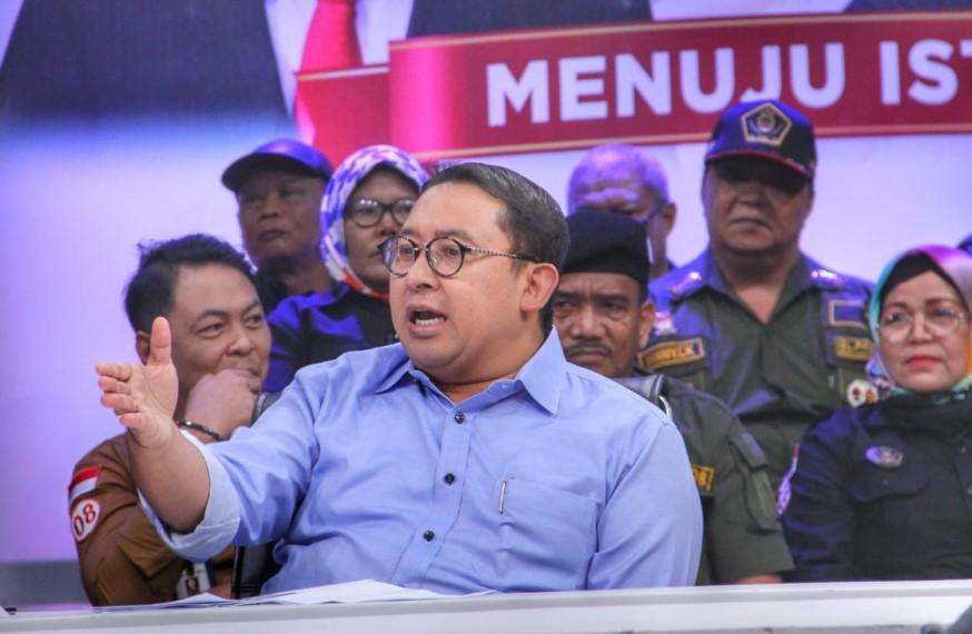 Fadli Zon: BPK Dan KPK Segera Periksa Transaksi Pembelian Saham Freeport