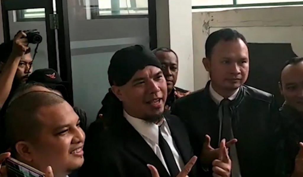 Divonis 1,5 Tahun Penjara, Ahmad Dhani Ditahan Di Rutan Cipinang