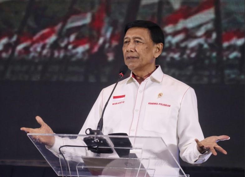 Wiranto Mengimbau Agar Politik Identitas Tidak Digunakan Dalam Pemilu