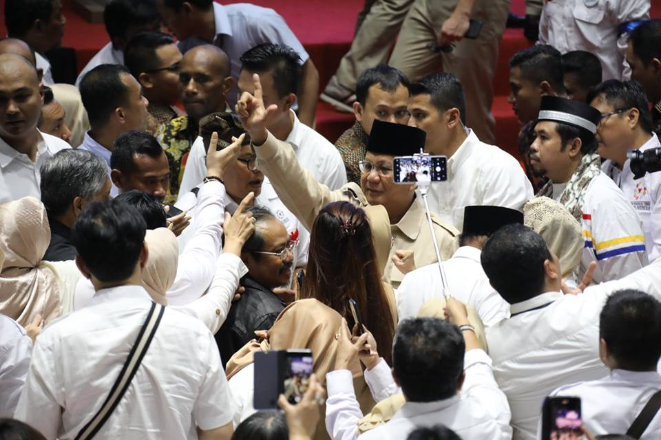 Jika Terpilih, Prabowo Akan Turunkan Harga Sembako Sebelum 100 Hari Kerja