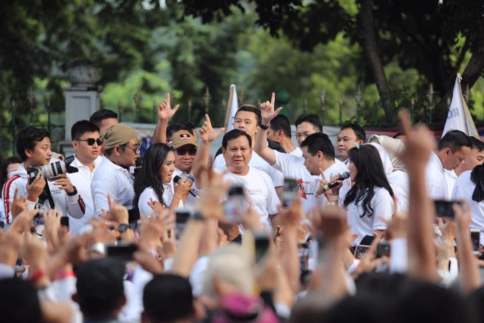 Prabowo Subianto: Anggaran Negara Bocor Rp 500 Triliun