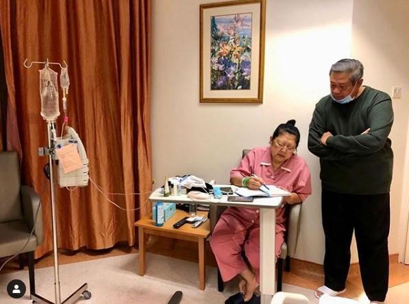 Kaget Divonis Kanker Darah, Ibu Ani: Seperti Palu Godam Menimpa Saya
