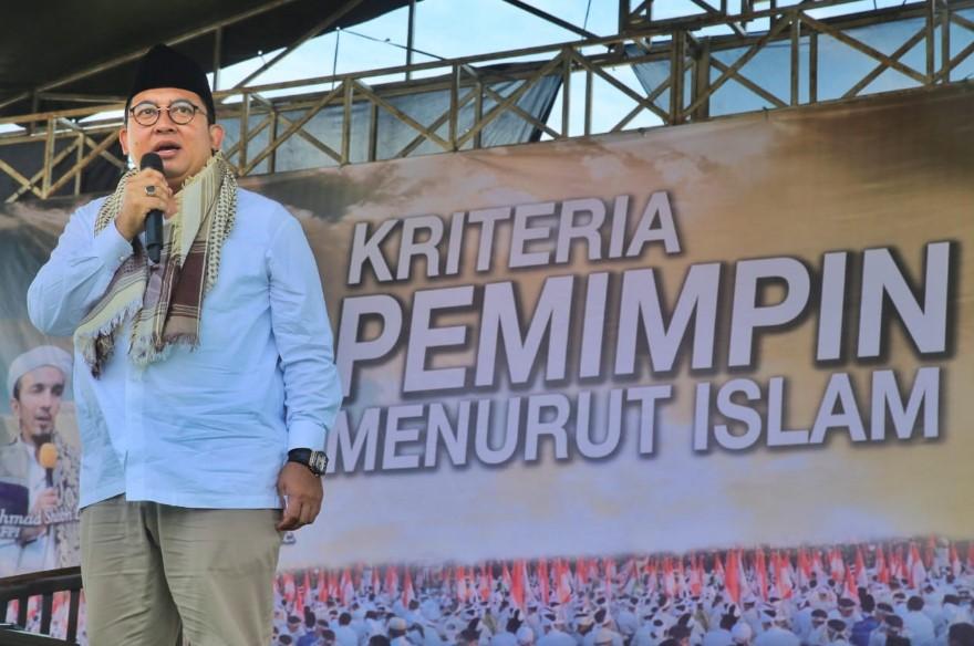Debat Capres, Fadli Zon: Banyak Data Dan Argumentasi Ngawur Dilontarkan Jokowi