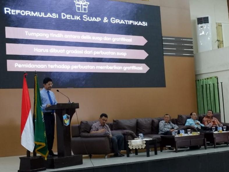 Revisi UU Tipikor Agar Pemberantasan Korupsi Lebih Efektif