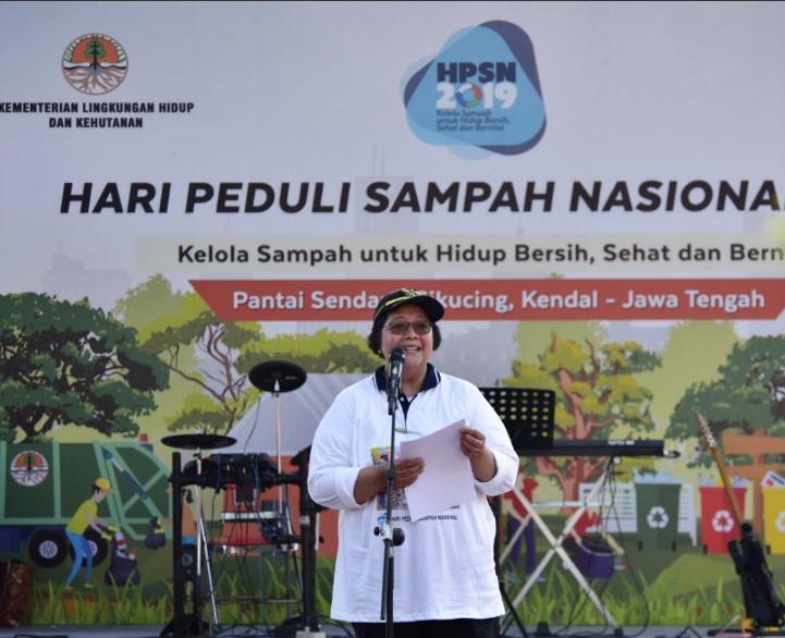 Siti Nurbaya: Kurangi Sampah Mulai Dari Rumah Kita Sendiri