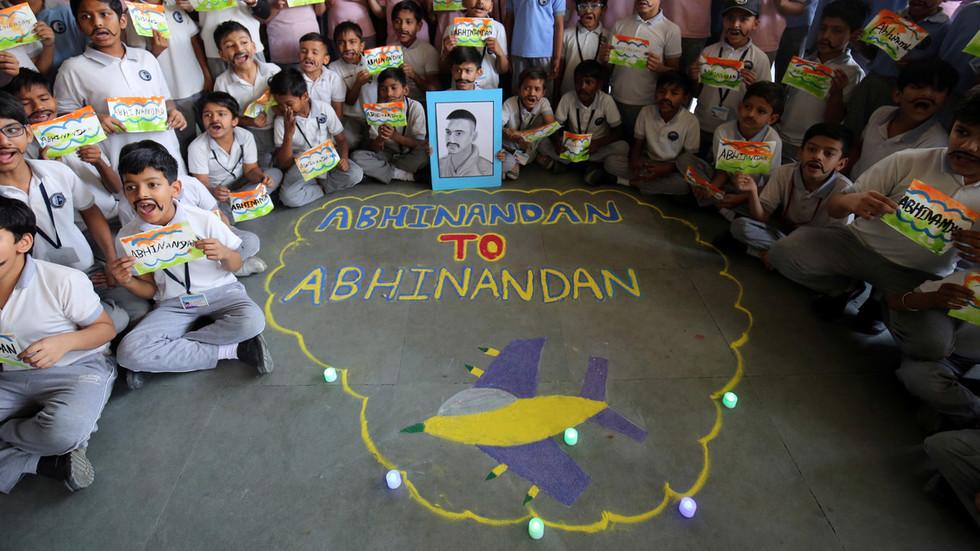 Jadi Pahlawan, India Ubah Makna Nama Pilot Yang Ditembak Jatuh Pakistan?