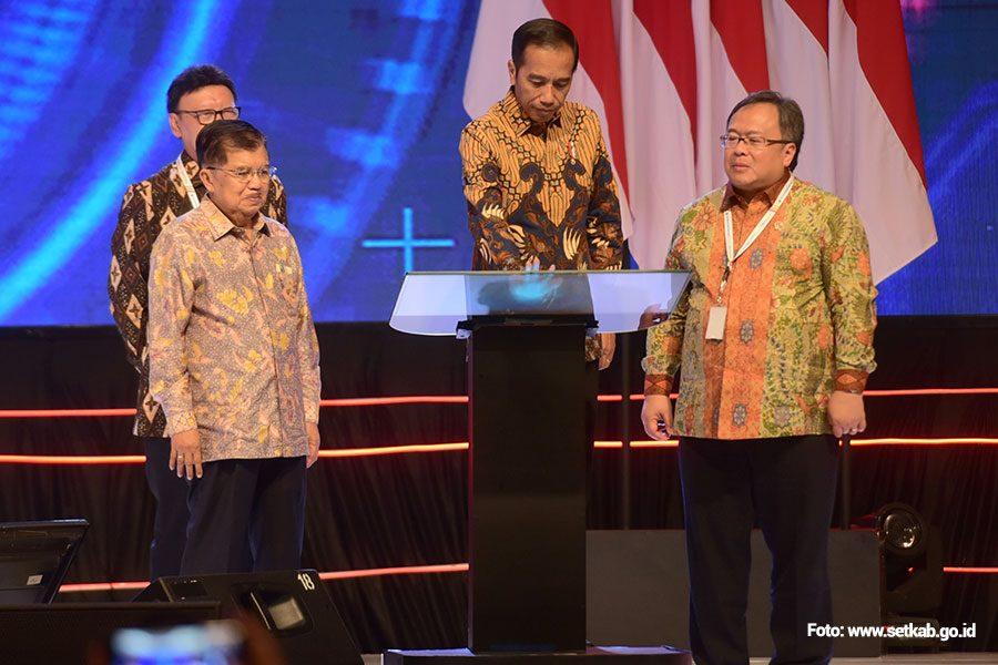 Jokowi: Indonesia Berpeluang Masuk 4 Besar Ekonomi Terkuat Dunia