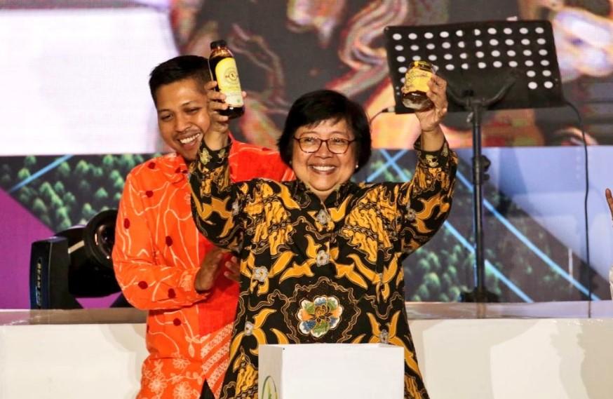 Siti Nurbaya: HHBK Dan Jasling Menjadi Tulang Punggung Baru Perekonomian Indonesia