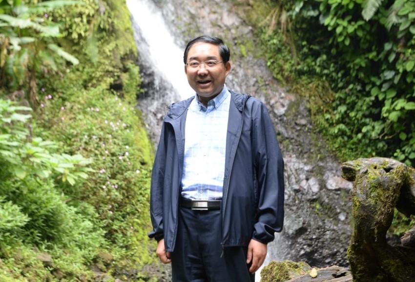 Wakil Menteri Tiongkok Puji Keindahan Alam Dan Pengelolaan Hutan Indonesia