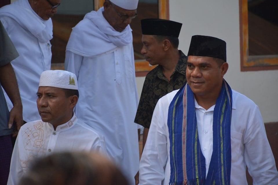 Rayakan Idul Fitri Di Lamahala, Anton Hadjon: Rekka Lamak, Budaya Yang Kian Memudar Di Flores Timur