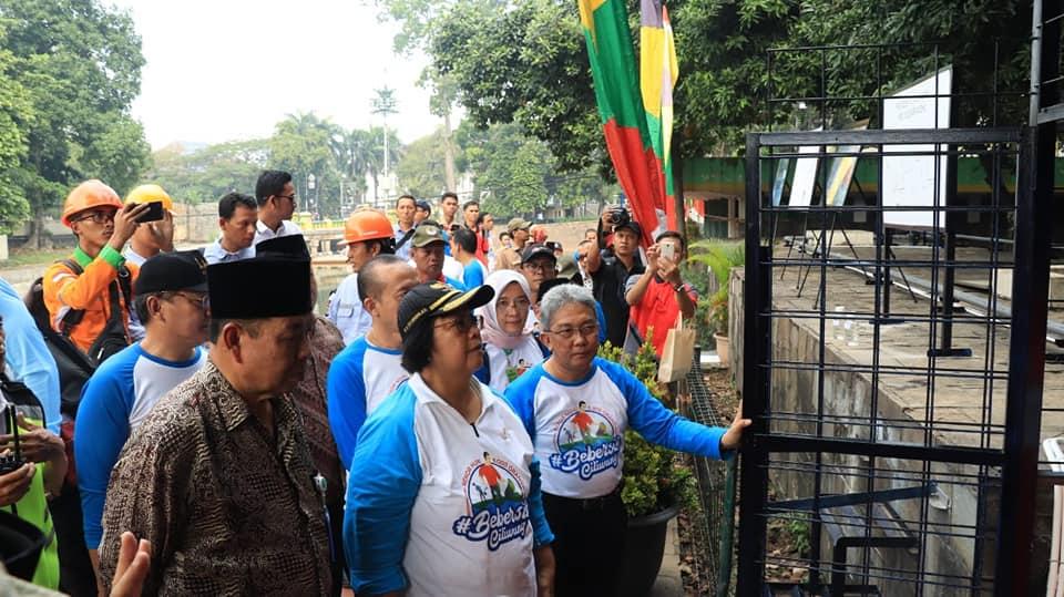 KLHK Bangun IPAL Domestik Dan Pengolahan Air Wudhu Di Lingkungan Masjid Istiqlal