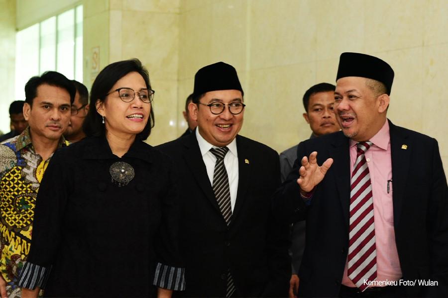 Kualitas Belanja APBN 2018 Membaik, DPR Setujui RUU P2 APBN TA 2018