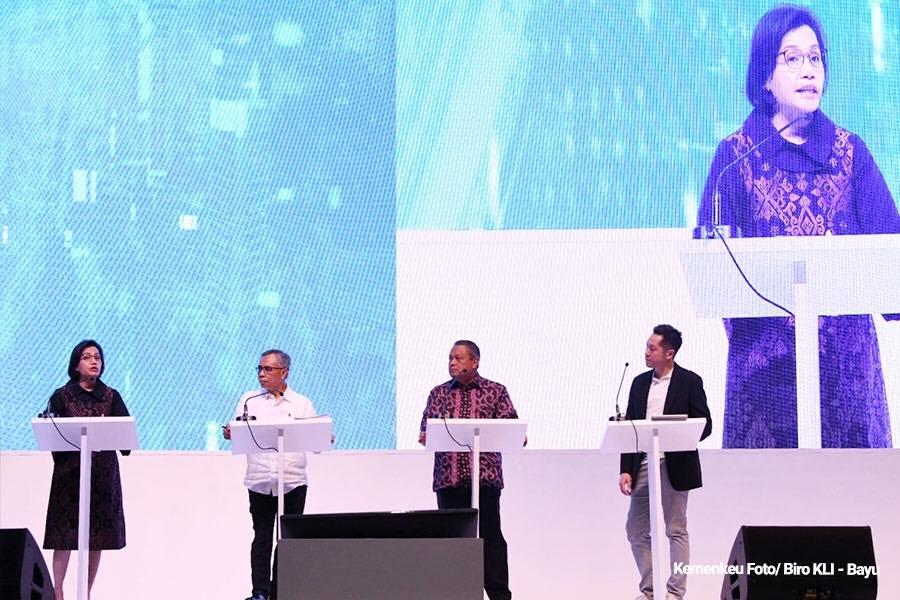 Pemerintah Siapkan Ekosistem untuk Perkembangan Fintech di Indonesia