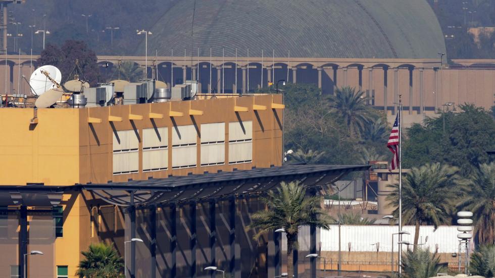 Beberapa Roket Menghantam Zona Hijau Baghdad, Memicu Sirene Di Kedutaan AS