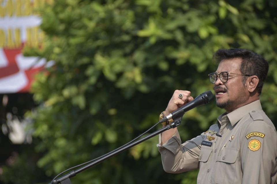 Gubernur Kalbar Komitmen Cegah Alih Fungsi Lahan Pertanian