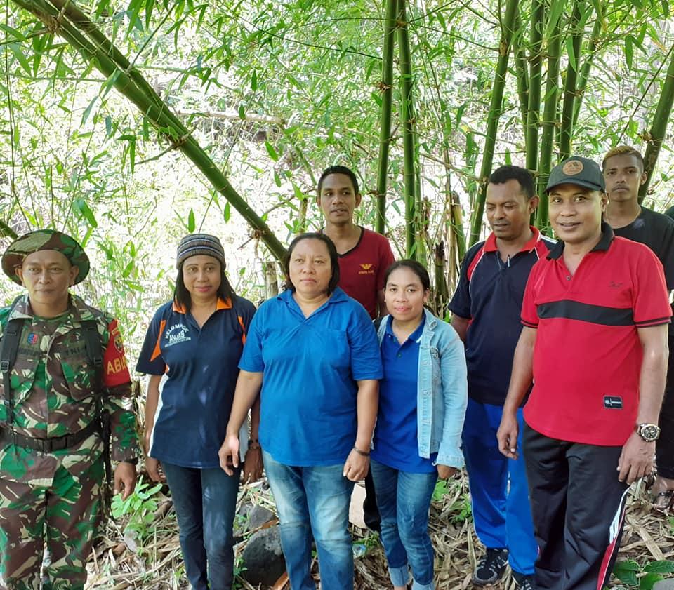 Dukung Gerakan Menanam Sejuta Pohon, Lurah Lewolere Harap Kegiatan Penghijauan Berlanjut