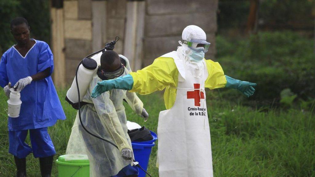 Empat Negara Di Kawasan Afrika Memberi Lisensi Vaksin Untuk Pencegahan Ebola