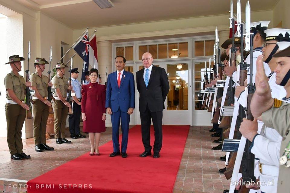 Australia Beri Apresiasi Atas Bantuan Indonesia Dalam Mengatasi Karhutla