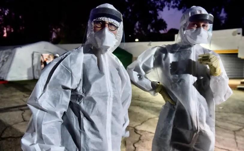 Israel Laporkan 10 Orang Terinfeksi Virus Corona, Ratusan Tentara IDF Pun Dikarantina